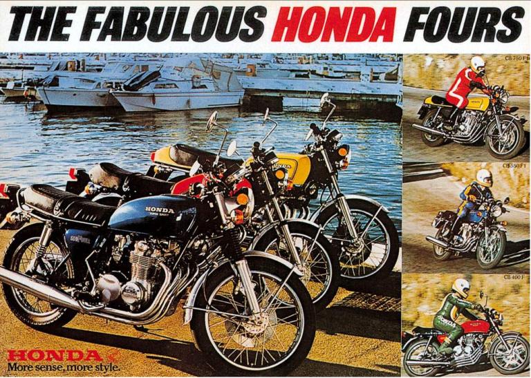 CB400F ads | Motorcycle | Honda motorcycle parts, Vintage