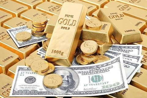 الذهب يرتفع لمستوى تاريخى فى مصر نتيجة التوترات التى شهدتها علاقة كوريا الشمالية و أمريكا ارتفعت أسعار الذه Dollar Money Us Dollars Gold Investments