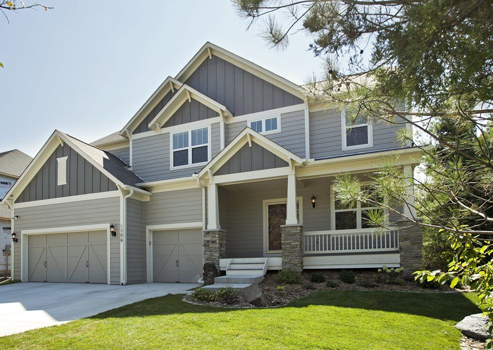 maple brook maple grove mn new homes pulte homes for the home exteriors pinterest house