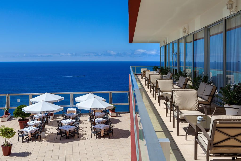 Hotel Best Semiramis Tenerife With Images Hotel Tenerife Hotels And Resorts