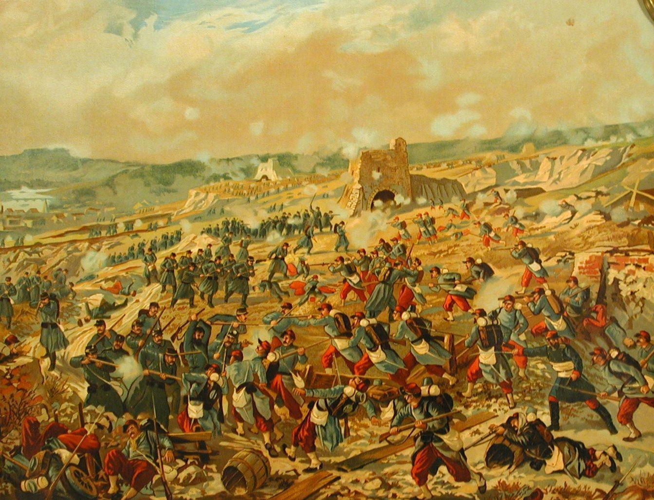 Battle of Champigny