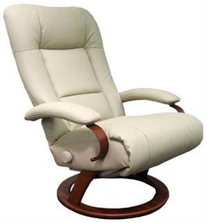 Ergonomic Recliner Chair 3 Piece Slipcover Swivel New Thor Lafer