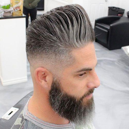 28++ Mature mens fade haircut inspirations