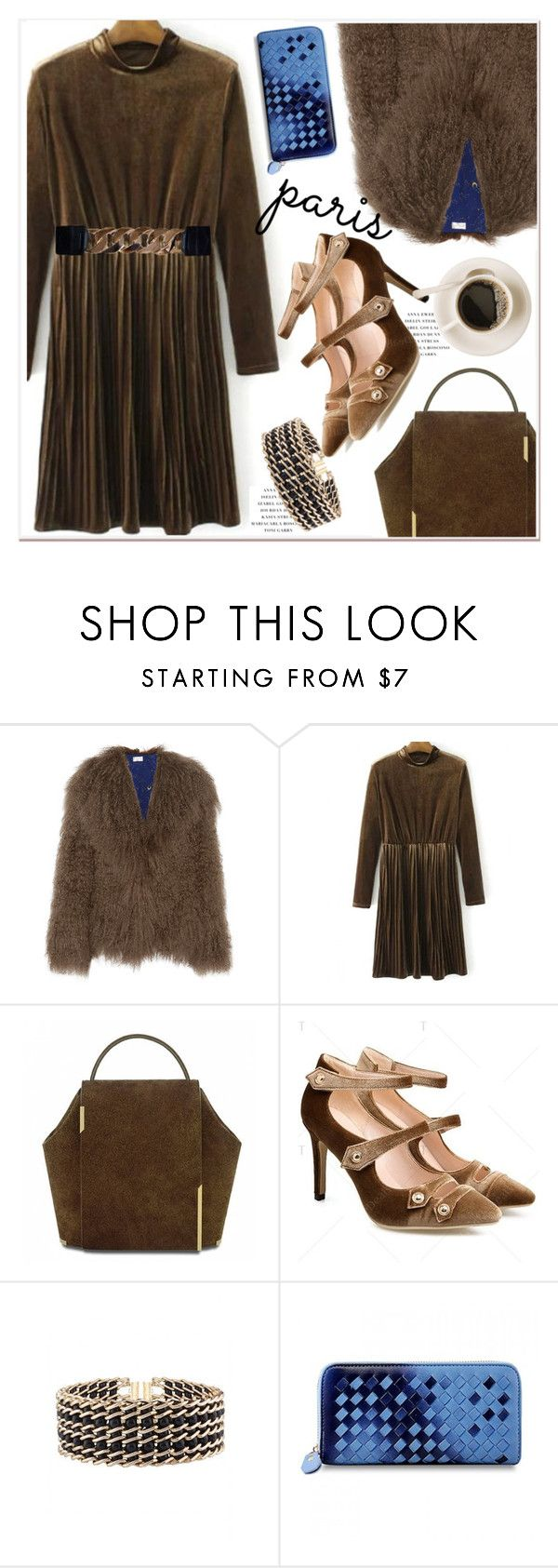 """""""Pack and Go: Winter Getaway"""" by paculi ❤ liked on Polyvore featuring Saks Potts and City Chic"""