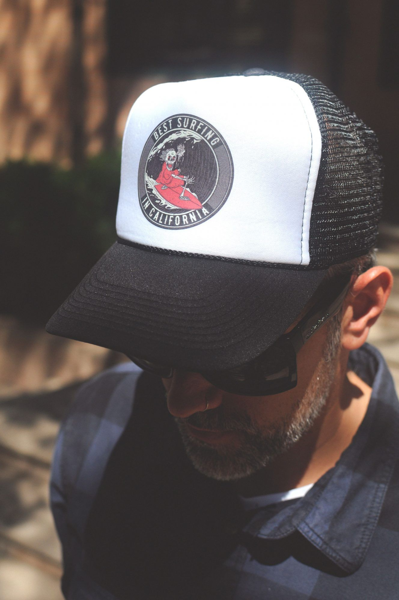 Download Free Man Wearing Cap Mockup Mockup Free Psd Mockup Cap