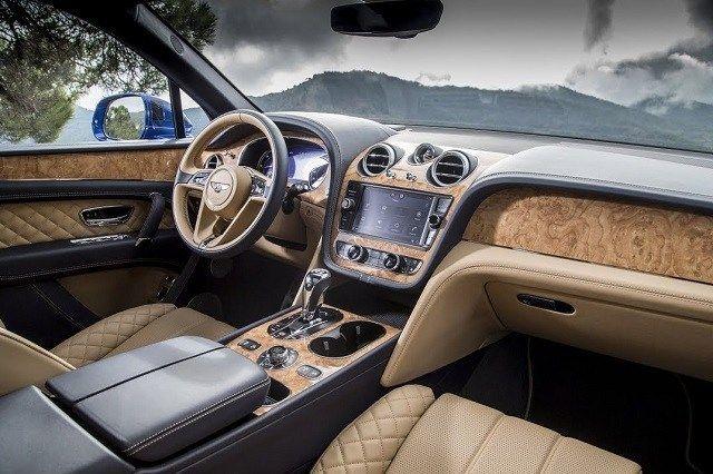 2020 Bentley Bentayga Specs Price Speed 2020 Suvs And Trucks Bentley Bentley Interior High End Cars