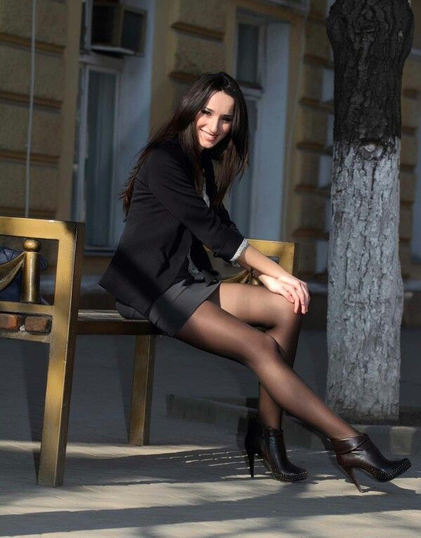 Legs pantyhose skirts