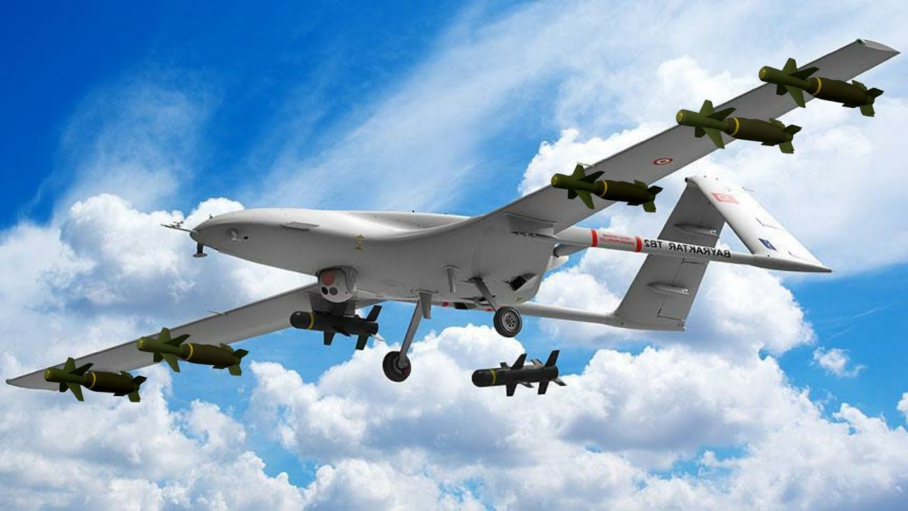 US Military Testing Future Mini-Drone Technology