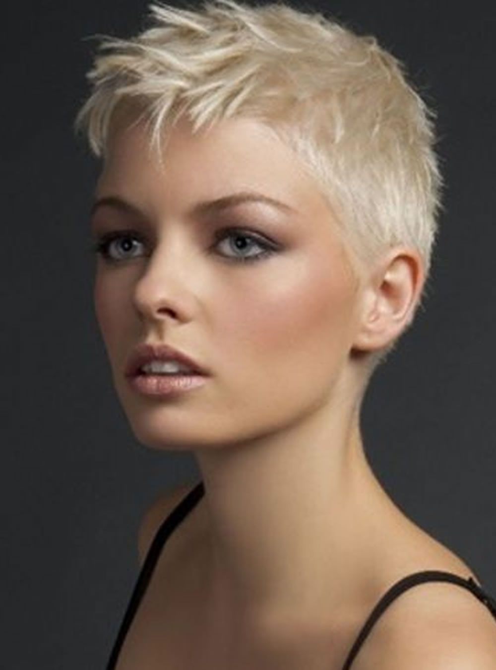 Image Result For Extreme Short Haircuts For Women Super Short Hair Short Hair Styles Pixie Thick Hair Styles