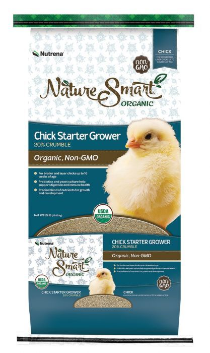USDA Certified Organic Layer Feed Chicken Feed
