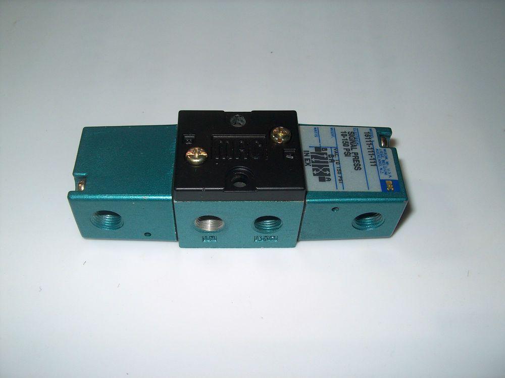 Plumbing NICE! manifold SMC VALVE 24v VSS8-10-FG-S-3EZ-V1 SOLENOID 24 VDC