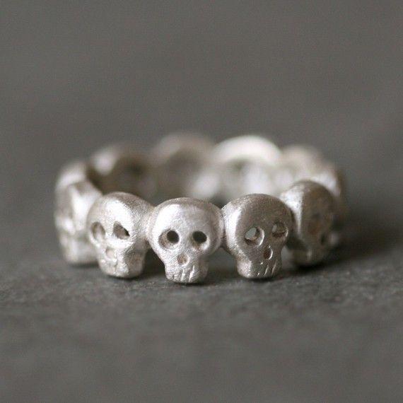 Baby Skull Band