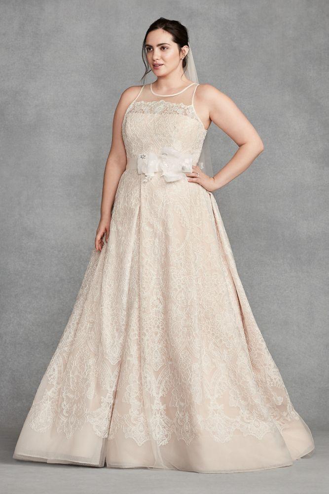 Nett Vera Wang Plus Size Hochzeitskleider Galerie - Hochzeitskleid ...