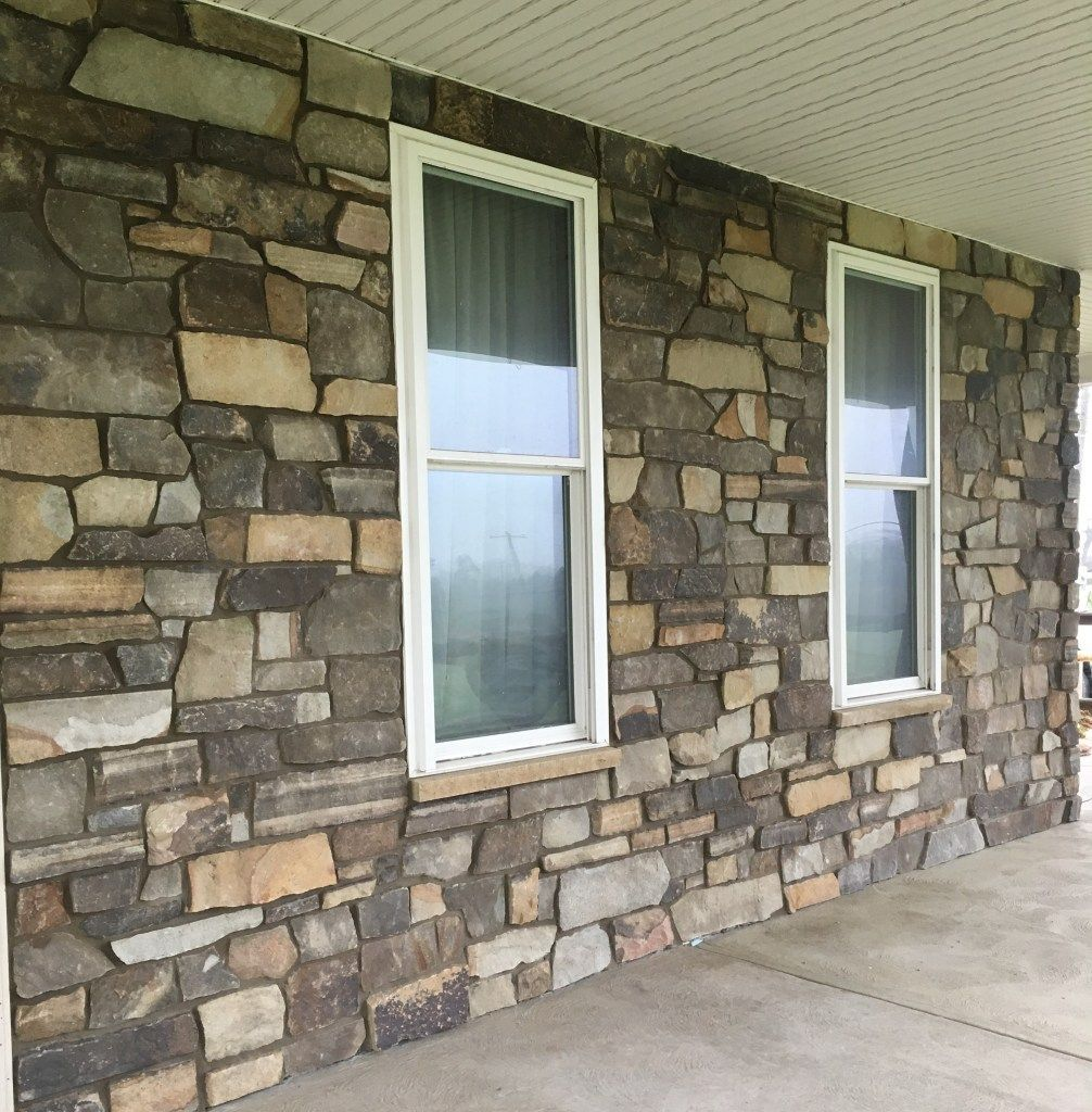 Image result for stone veneer on brick house interior planning in