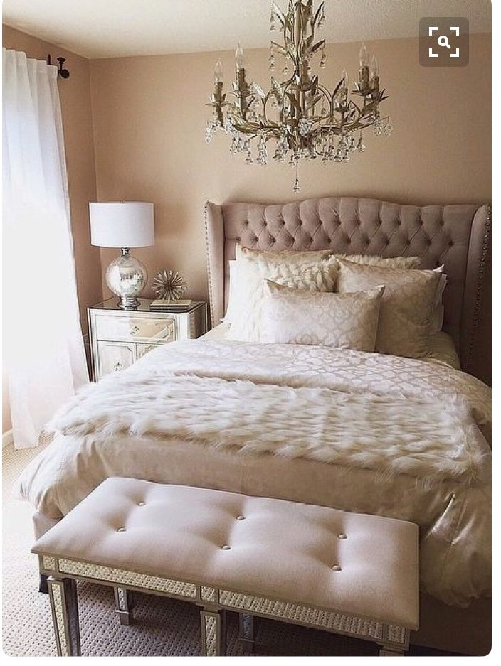 Elegant Romantic Bedrooms: Pin By Alexis Velazquez On Home