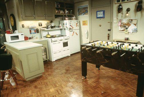Chandler's apartment 3