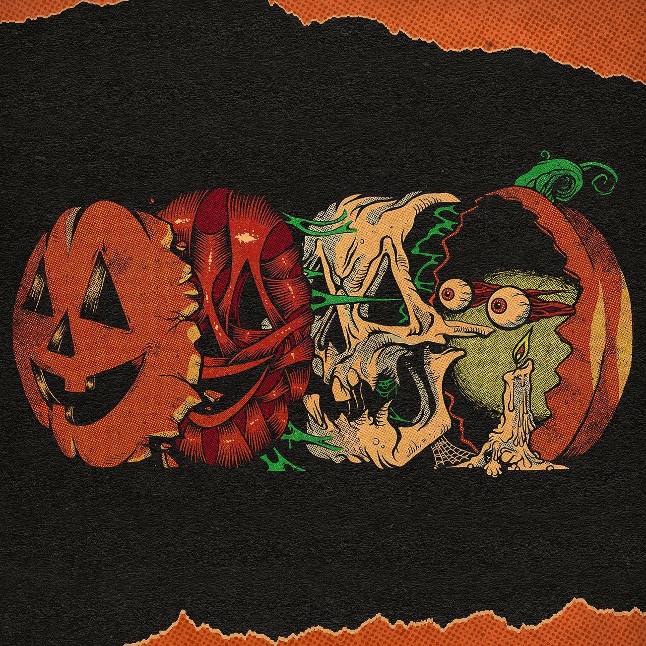 Halloween Art, Creepy Art