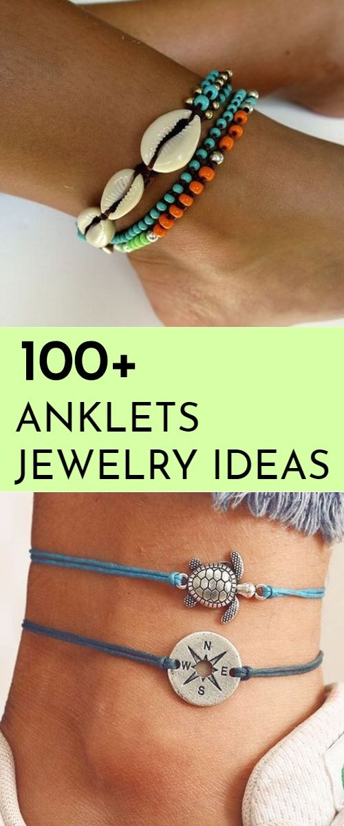 Photo of fashion #anklets #fashion #jewelry Looking for some unique splendid anklet, well…