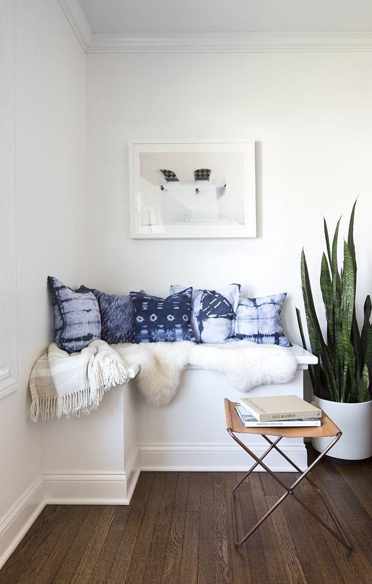 Shibori DIY | Ideen fürs Zimmer, Diy vintage und vintage Möbel