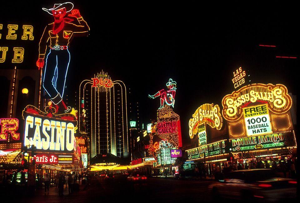 Free Image on Pixabay Las Vegas, Night Time, Neon Lights