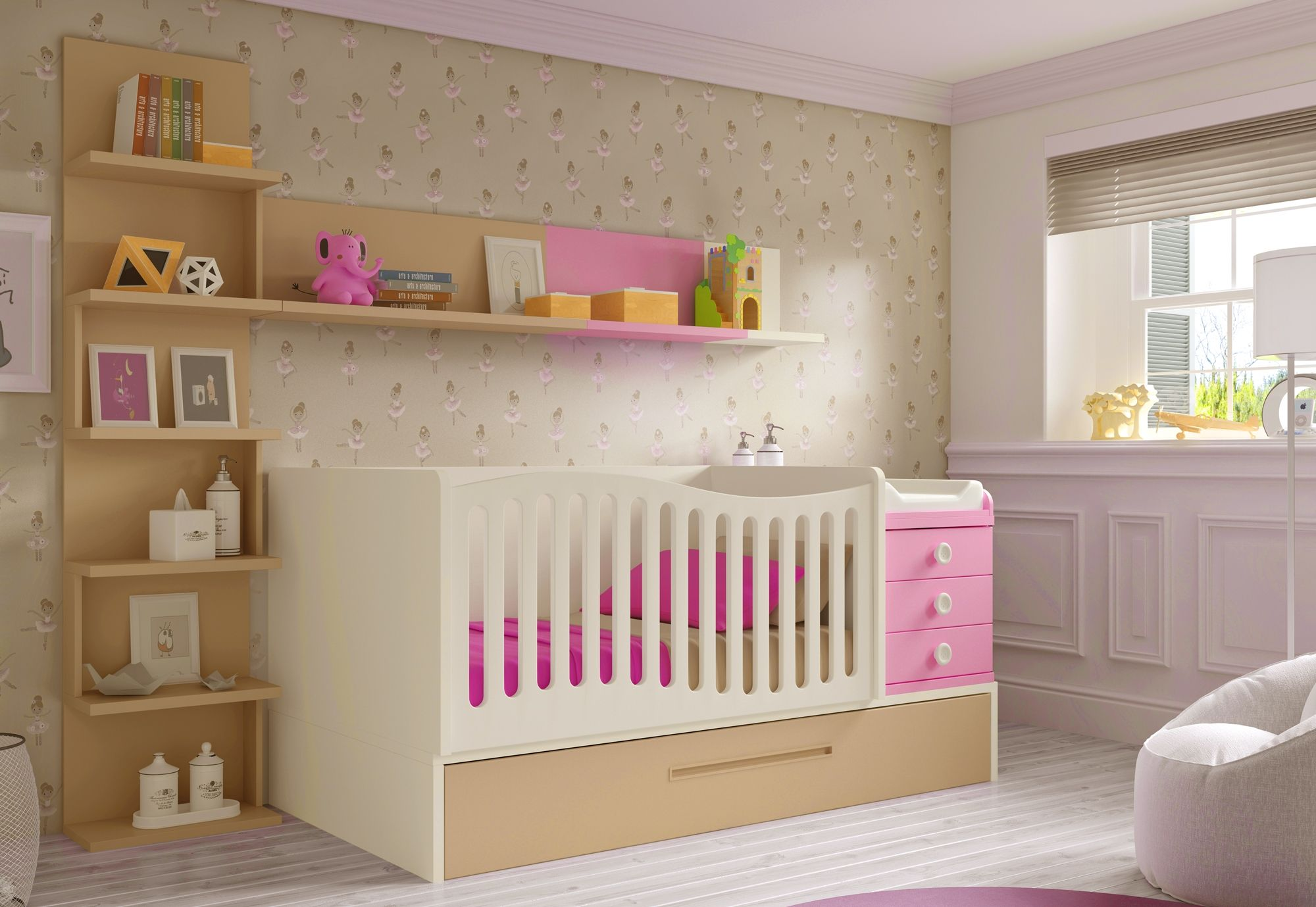 fourniture pour chambre de bébé | Des idées d\'aménagement et de ...