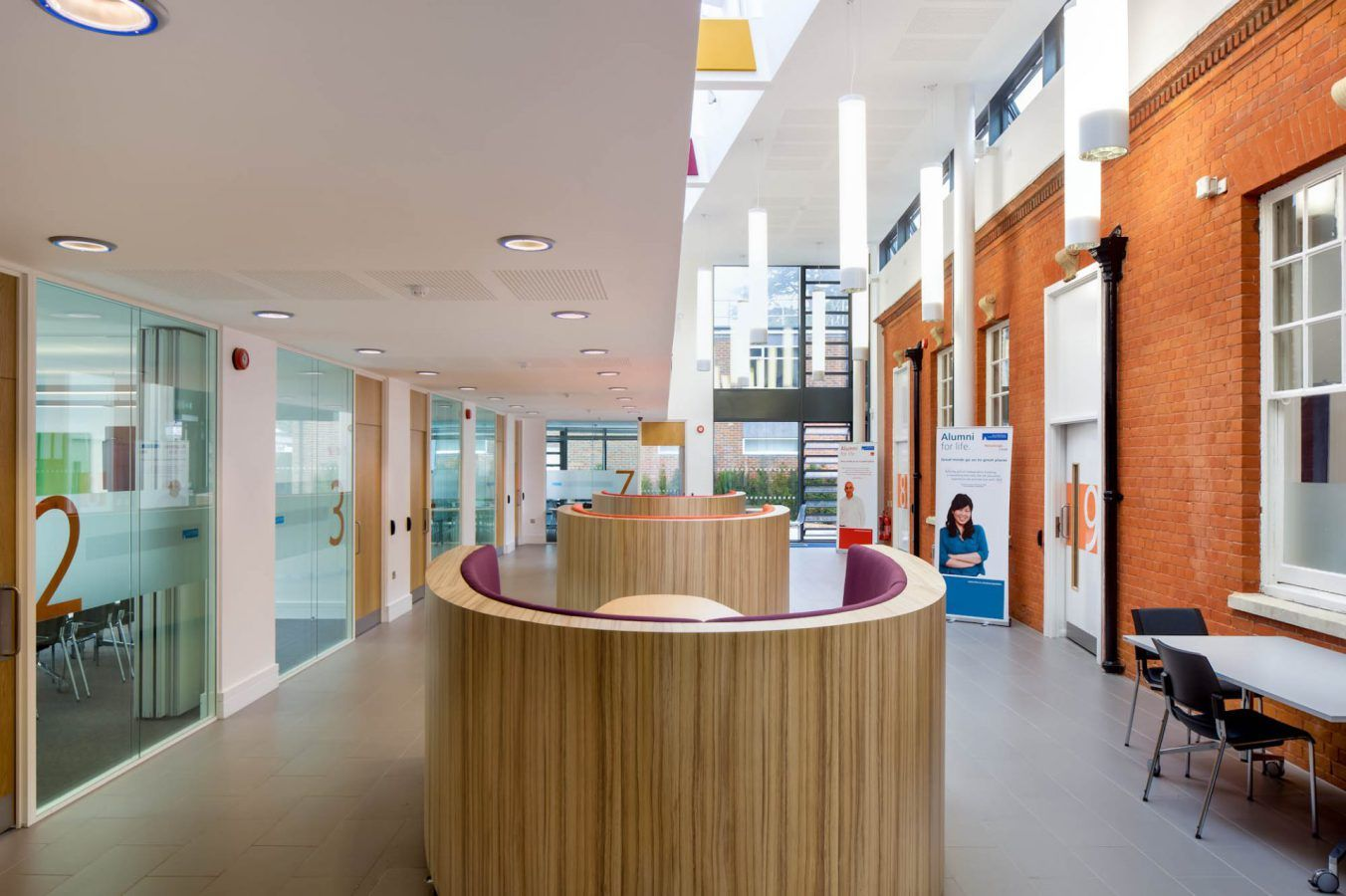 School of Management, RHUL Home decor, Home, Office space