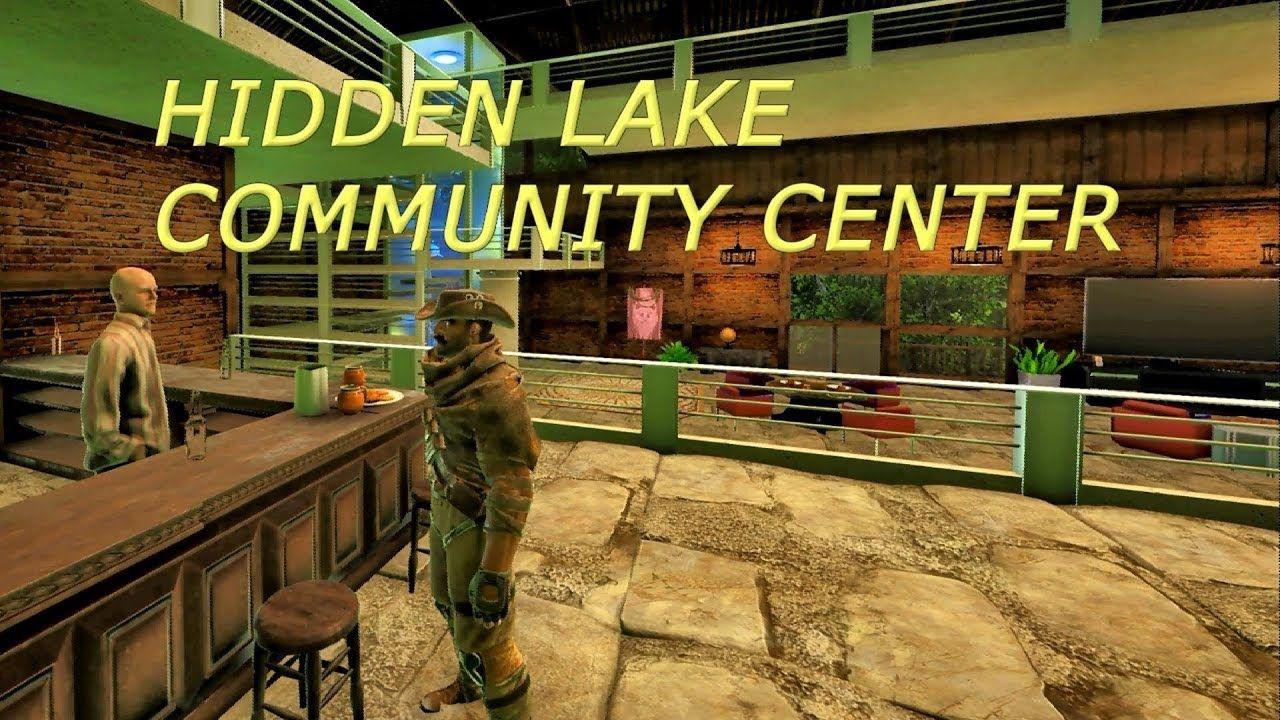 Hidden Lake Community Center Ark Survival Evolved Ark Survival