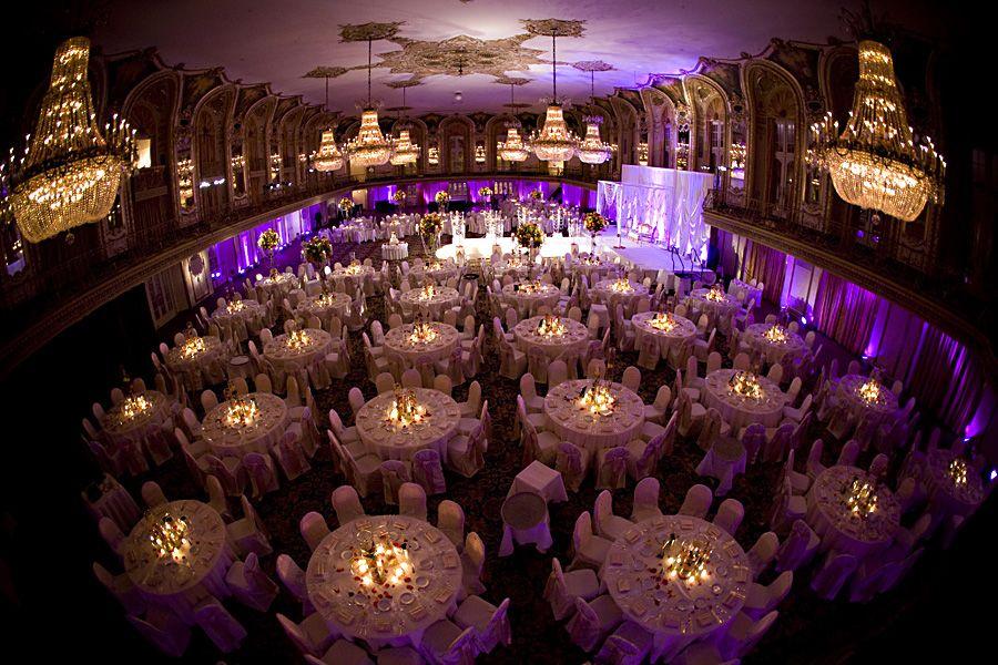 Cool Wedding Reception Ideas: Hilton-Chicago-Wedding-Reception-Venue Http://www