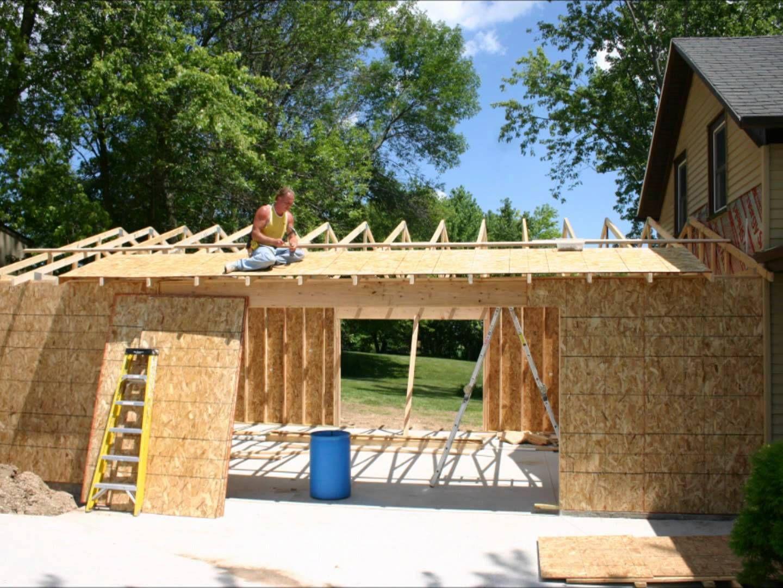 adding a garage to existing home Garage bauen