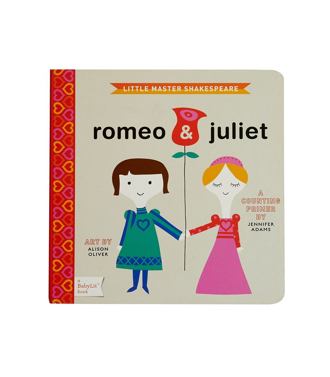 Baby Lit Romeo And Juliet