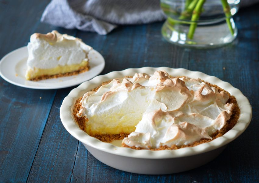 Lemon Meringue Pie Once Upon A Chef Recipe Lemon Meringue Pie Easy Lemon Meringue Pie Meringue Pie