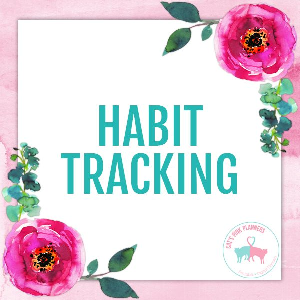 This board is full of habit trackers. You'll find printables, stickers, and bujo inspiration! Feel free to join as a collaborator :) #catspinkplanners #habittracking #habittracker #habitstickers #habitprintable #monthlyhabit #weeklyhabit #dailyhabittracker #habitplanner #trackingstickers #habitinserts #habittrackerpdf #habitdividers #habitbookmarks #habitjournal