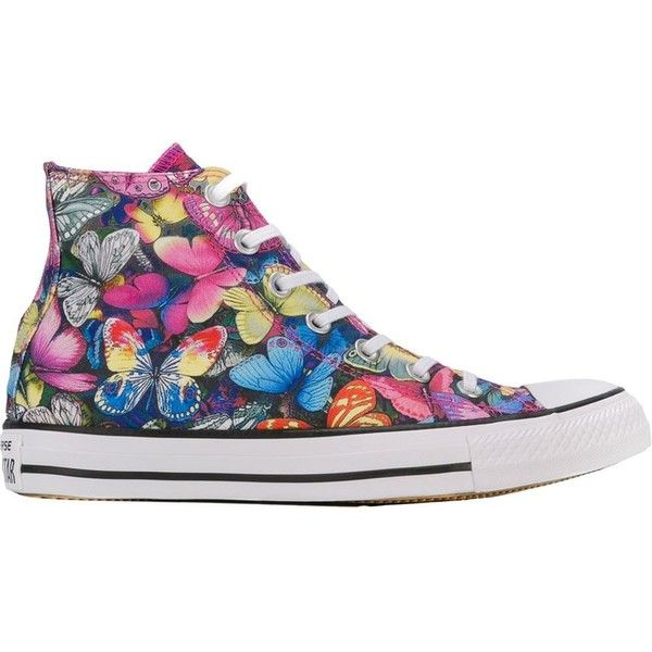 c6ee56758465 Converse Chuck Taylor All Star Hi-Top Sneakers (€52) ❤ liked on Polyvore  featuring shoes