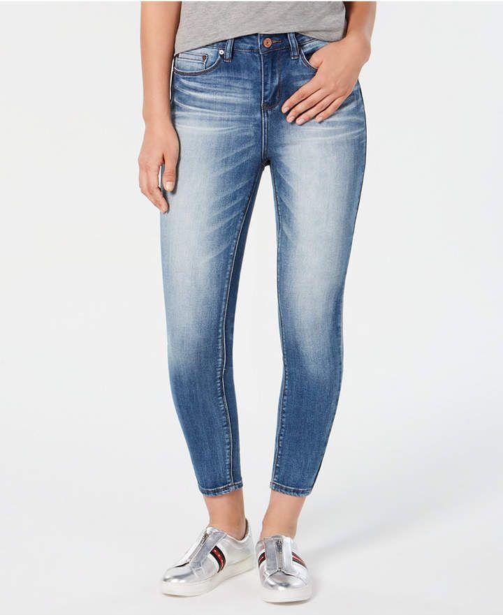 d8ead10f9e7ec Indigo Rein Juniors  Cropped Skinny Jeans - Blue 0 in 2019 ...