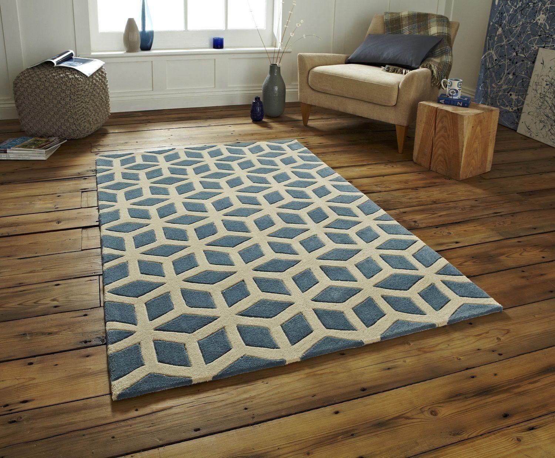 Boden Deko Ideen, Moderne Skulpturen Teppich Für Ihr Zimmer ...