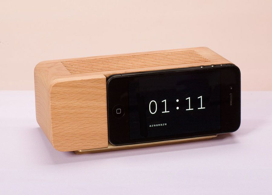 Alarm dock for iphone 5 alarm clock cheap gifts