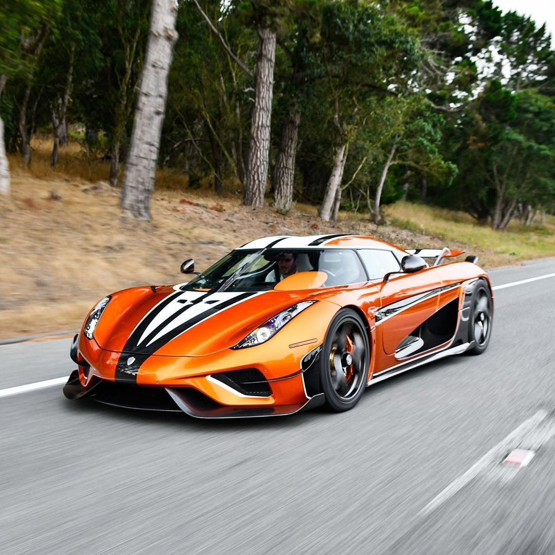 Cole B Photography On Instagram Is Car Week Too Popular And Crowded Koenigsegg Regera Orange Carweek2019 Rollershot Koenigsegg Super Cars Classic Cars