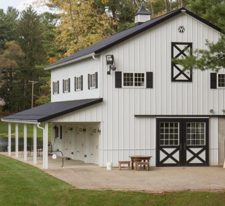50+ Metal Pole Barns You Are Going To Love - House Topics #polebarngarage