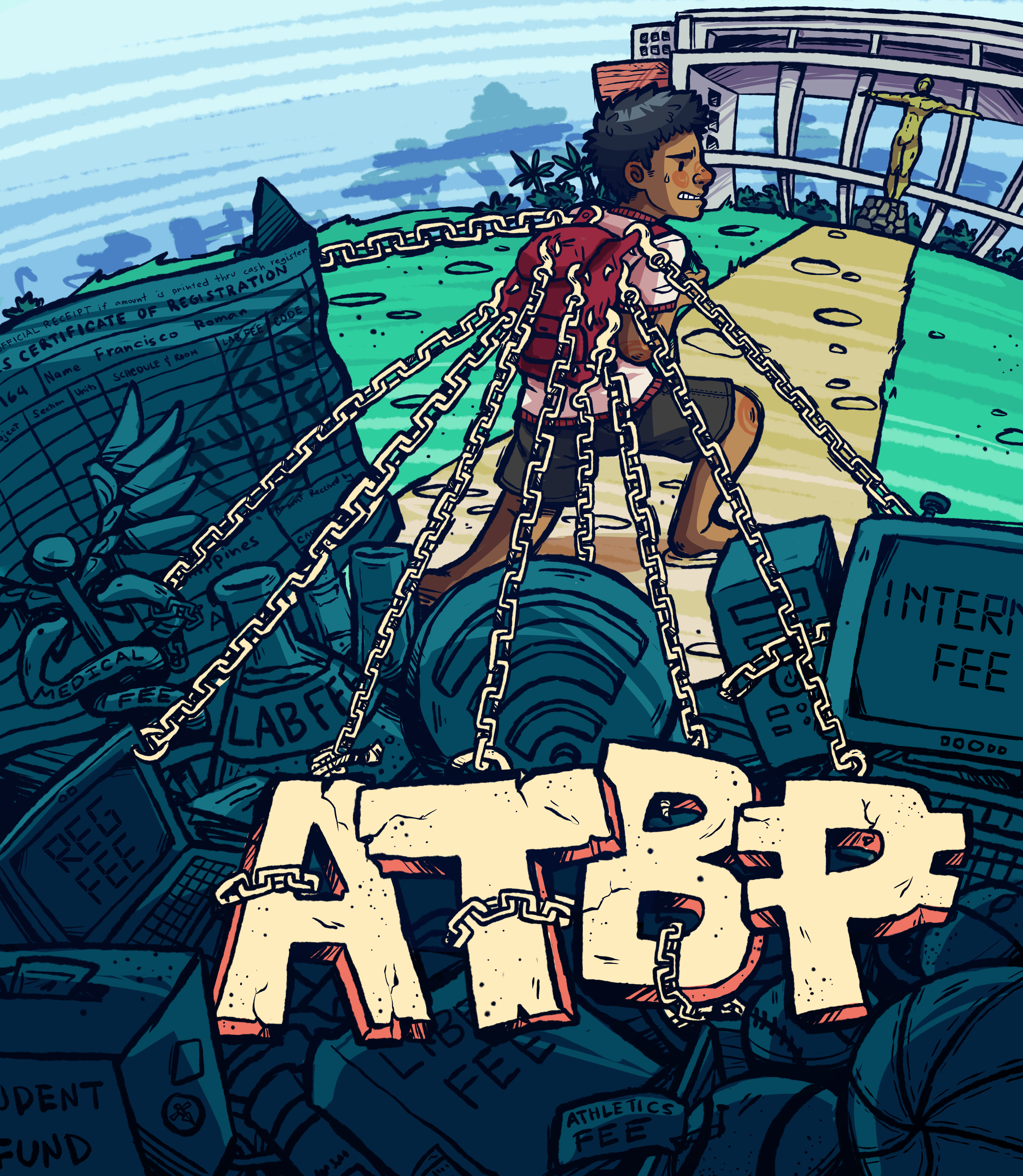 ATBP | Rosette Abogado | Philippine Collegian | Volume 93 | Issue 3 | 01 October 2015