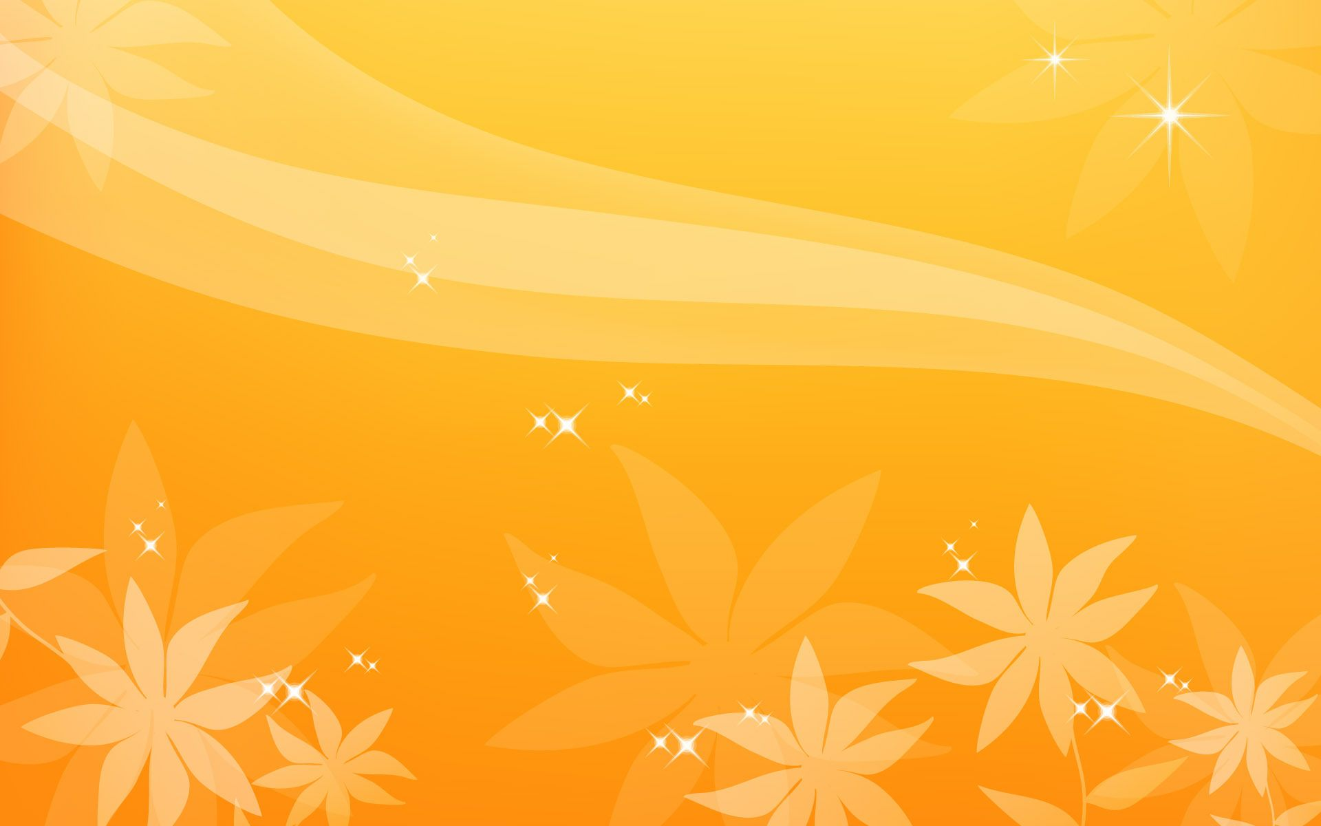 Abstract Yellow Background Vector - HD Photos Gallery