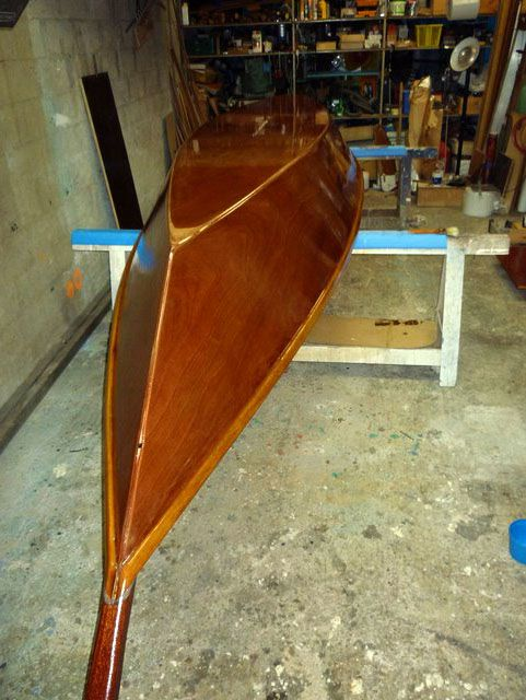 wooden boat building - epoxy, fiberglass and marine plywood ...
