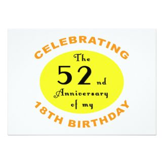 70th Birthday Gag Gift Card