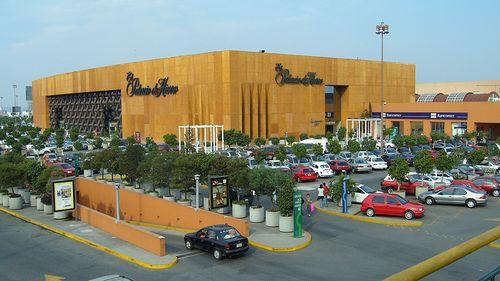 mexico city satelite Plaza