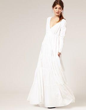 Twist & Tango Long Sleeve Maxi Dress | Fashion / Style | Pinterest ...