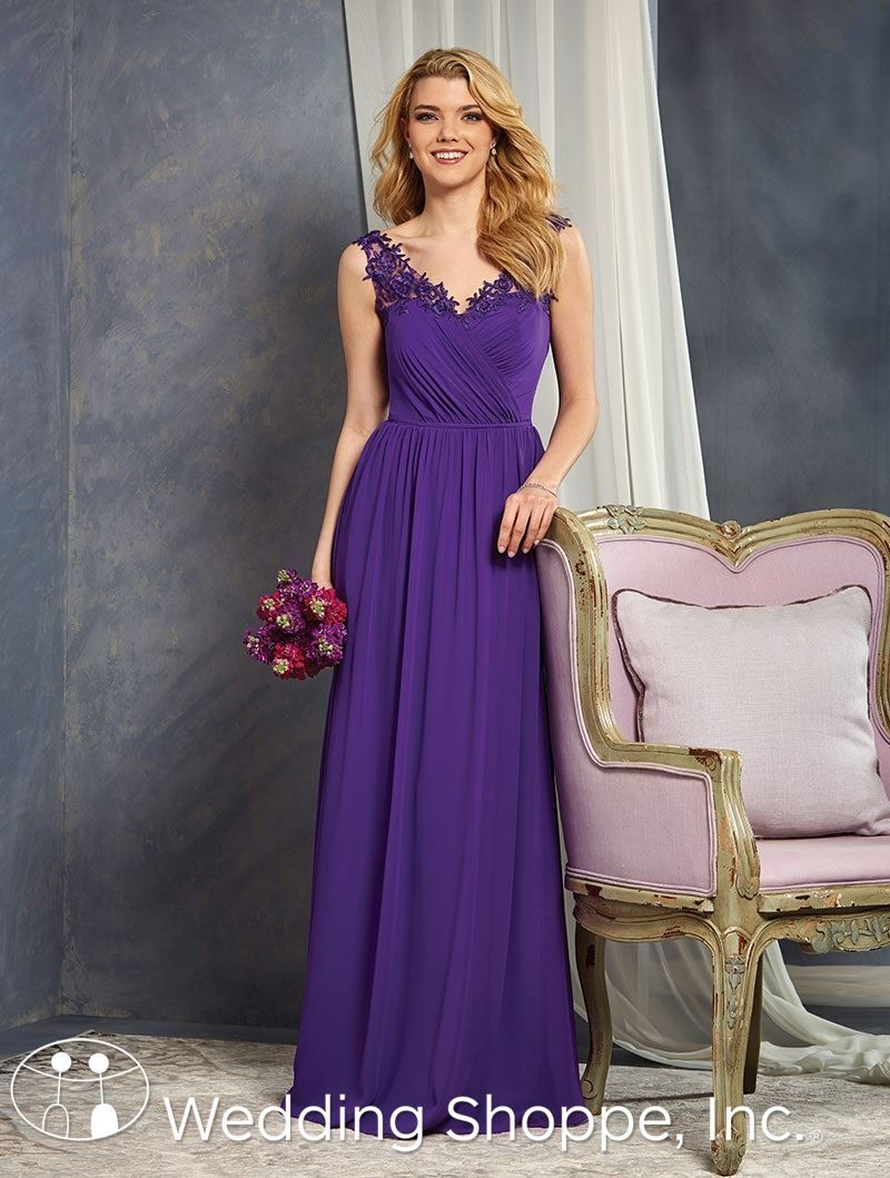 Alfred Angelo Bridesmaid Dress 7365L