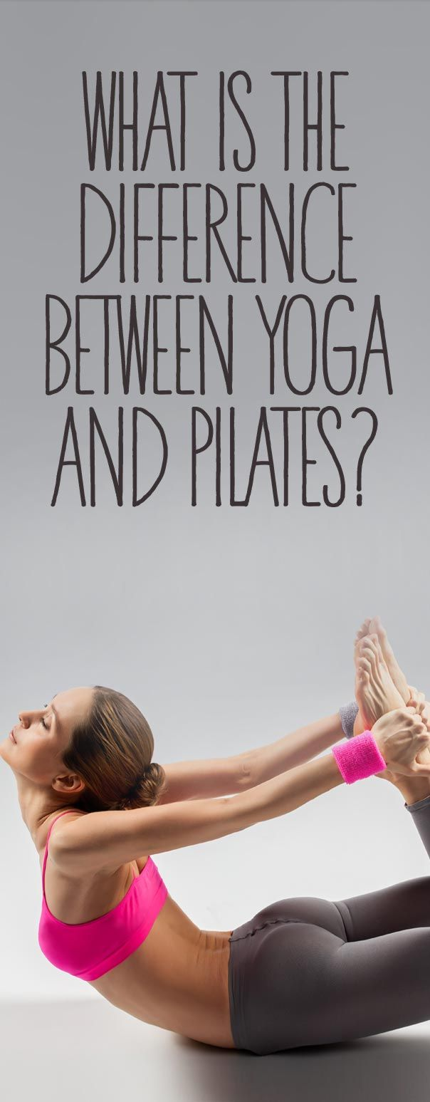 Whatus the Difference Between Yoga and Pilates  Yoga What s and