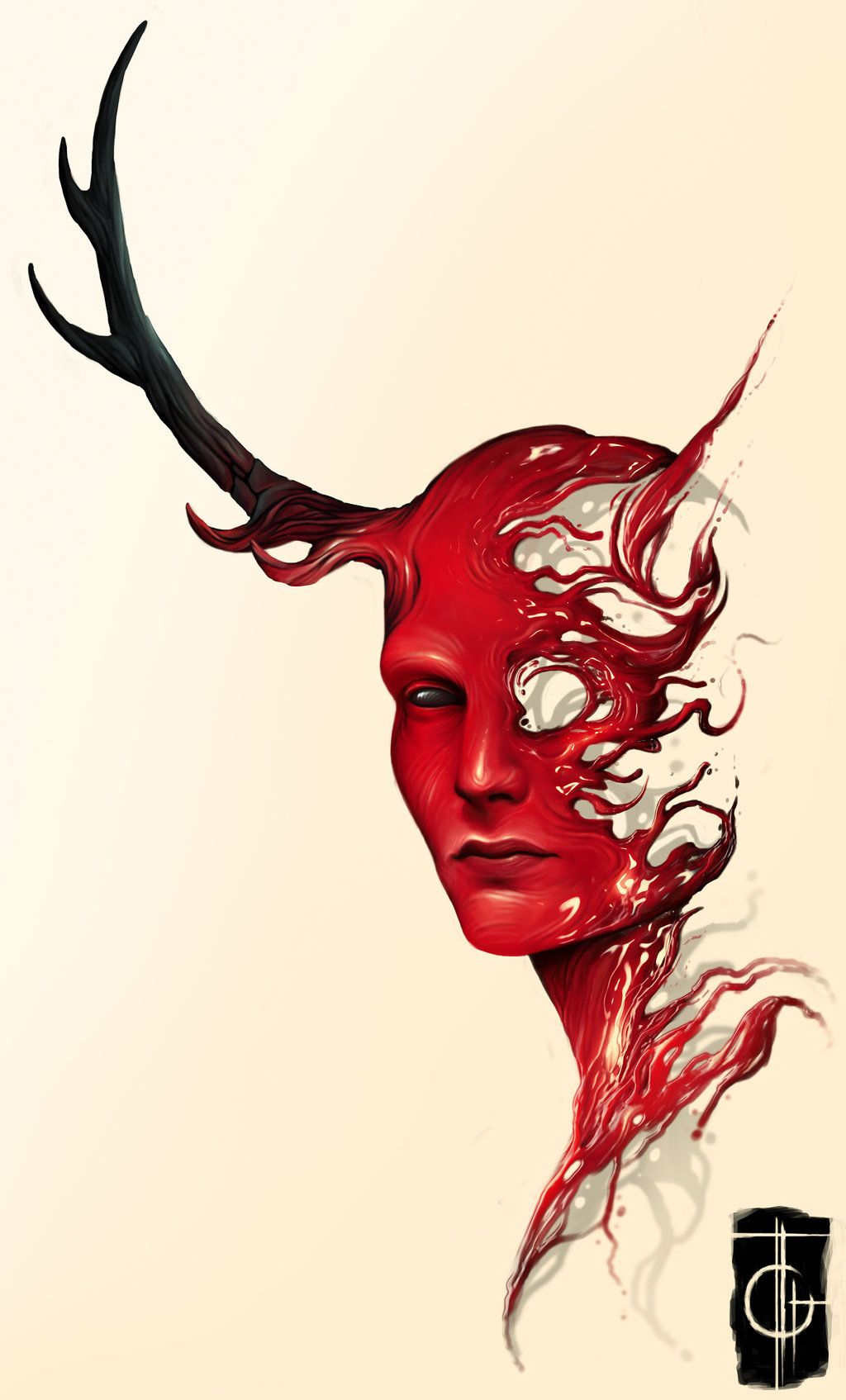 Hannibal By Thegameworld On Deviantart Hannibal Lecter Hannibal Hannibal Tattoo