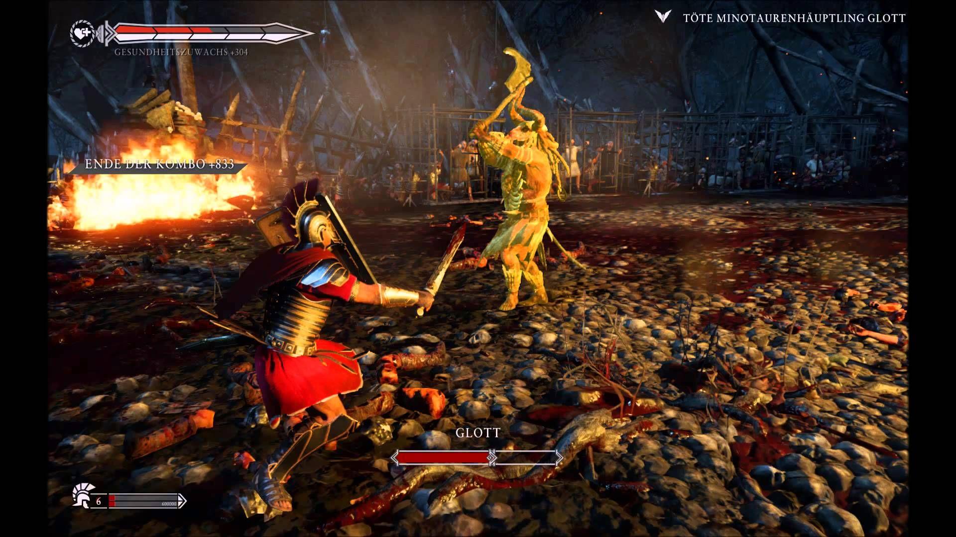 Ryse: Son of Rome - Glott #8 [GER] [HD+] Lets Play