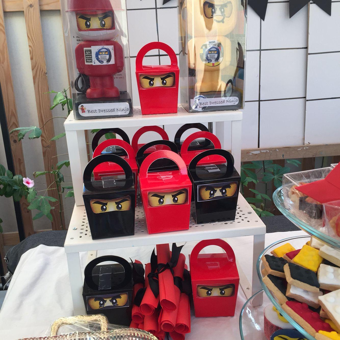 Door Gift Certs Ninjago Certs Home Appliances Inspiration