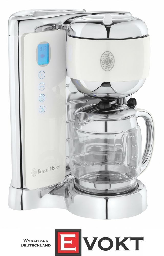 Russell Hobbs Glass Touch 14742-56 Coffee Maker Touch Control ...
